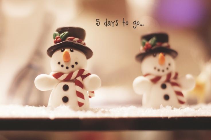 5days...