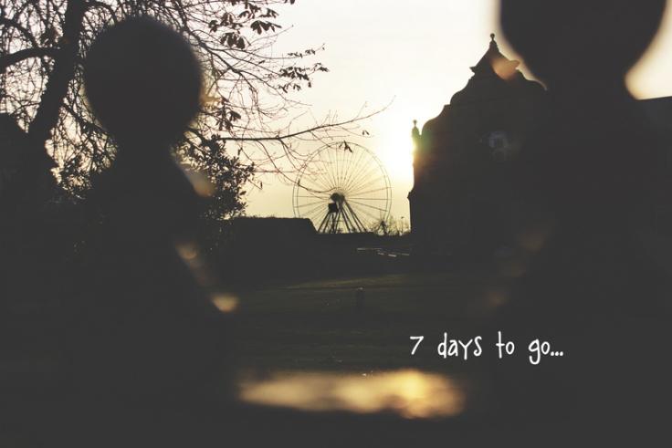 7days...