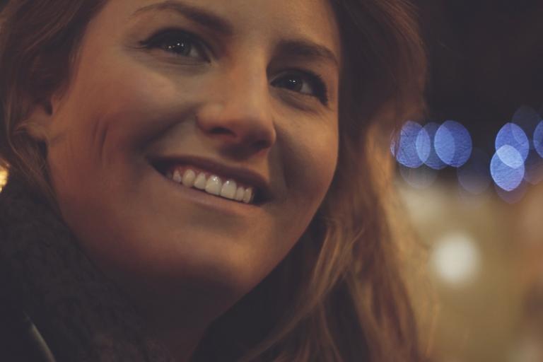 London; Chloe Keogan (22)